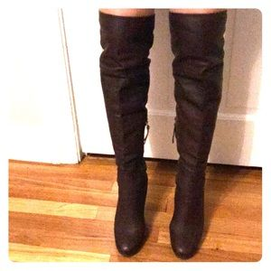 95ce29a2e58f Miu Miu Over the Knee Boots for Women